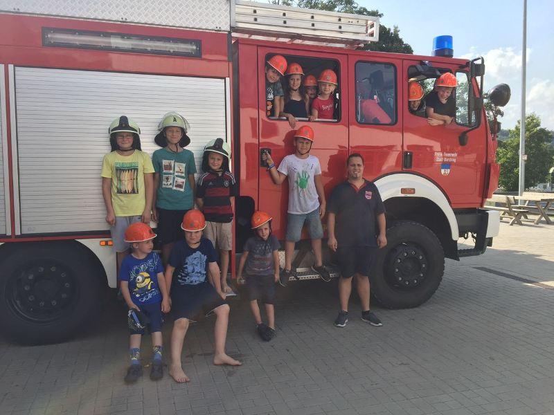 Feuerwehr Berching Einsätze